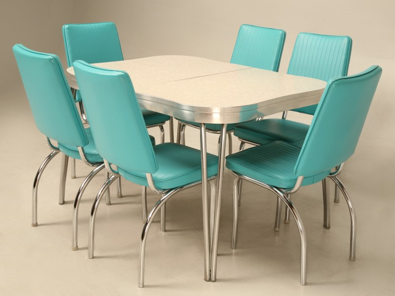 retro kitchen dinette sets photo - 4