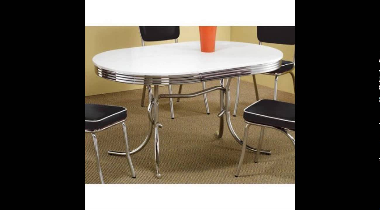 retro kitchen dinette sets photo - 5