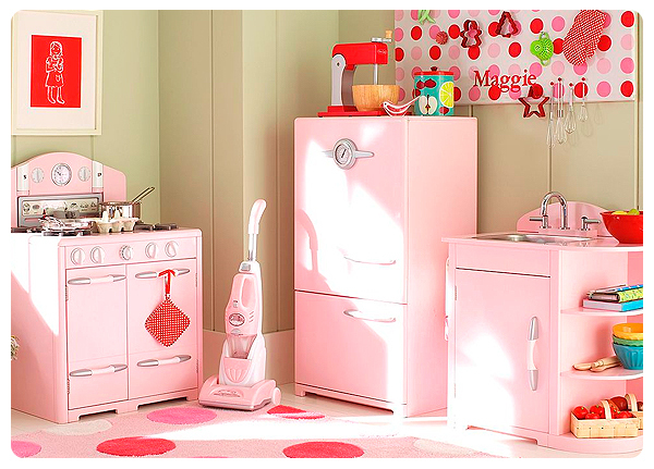 retro kitchen sets for girls photo - 1