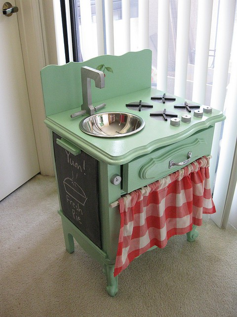 retro kitchen sets for girls photo - 3