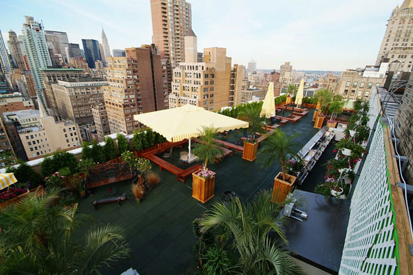 rooftop gardens bar photo - 2