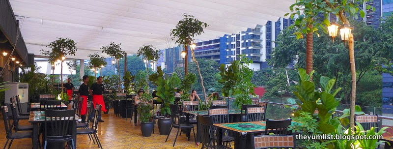 rooftop gardens menu photo - 3