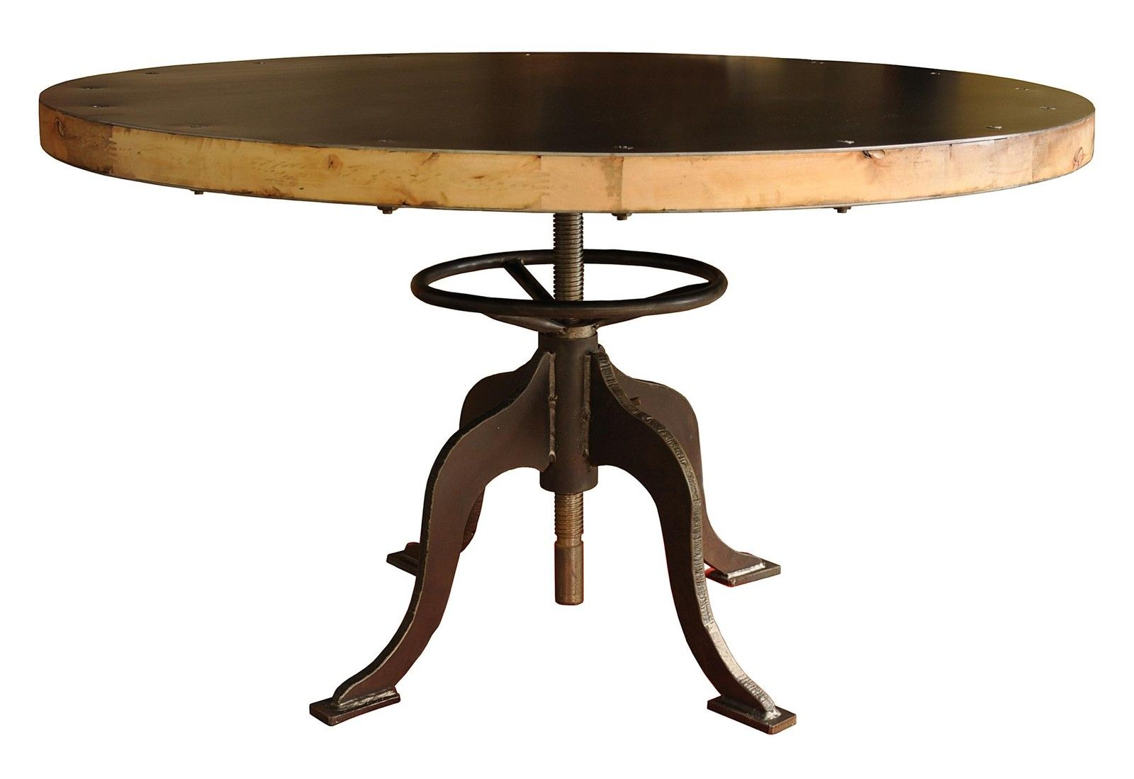 round dining table base photo - 1