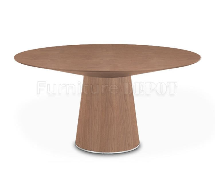 round dining table base photo - 4