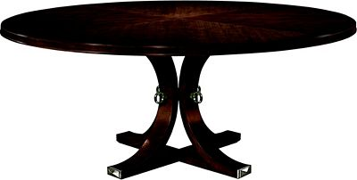 round dining table base photo - 6