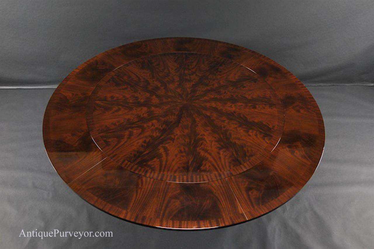round dining tables for 10 photo - 5