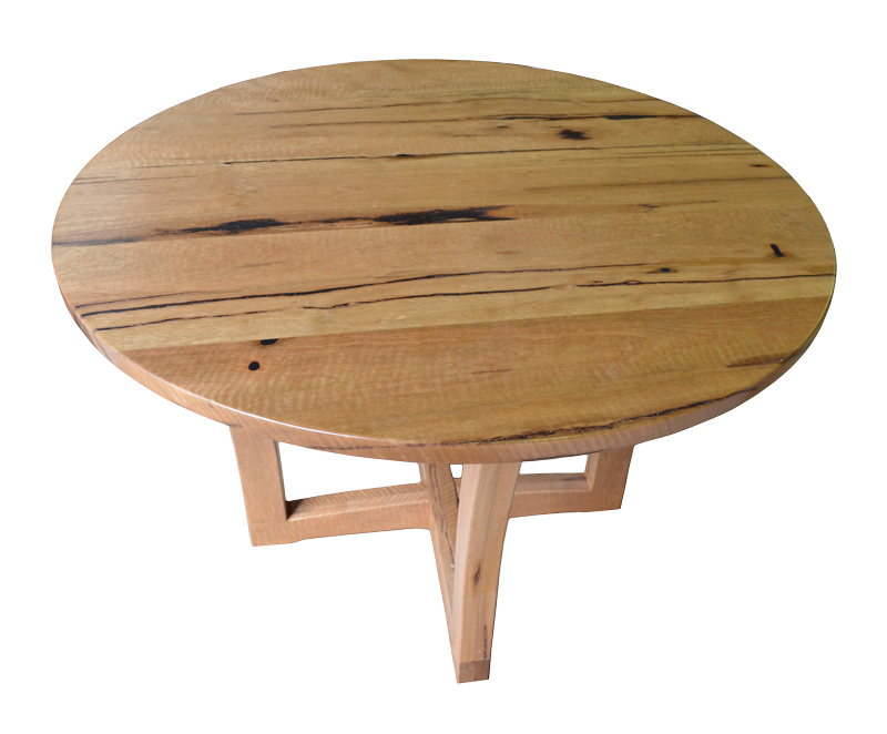 round dining tables for 6 photo - 6