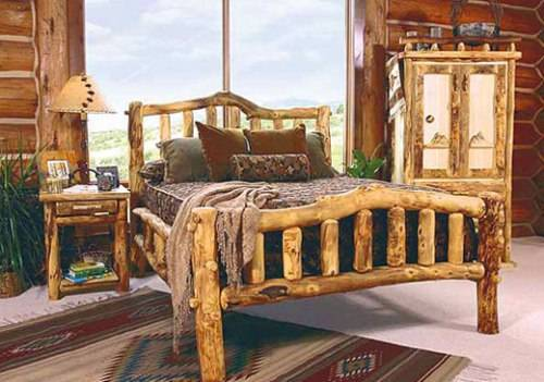 rustic bedroom furniture for kids photo - 1