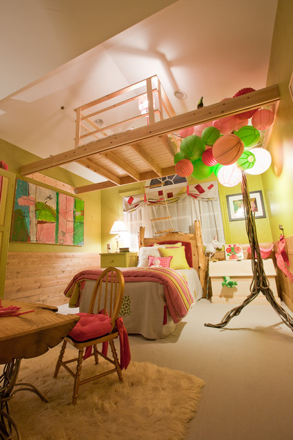 rustic bedroom furniture for kids photo - 5