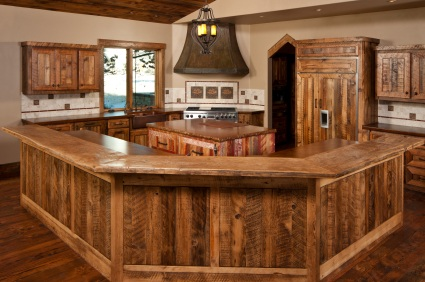 rustic country kitchen ideas photo - 3