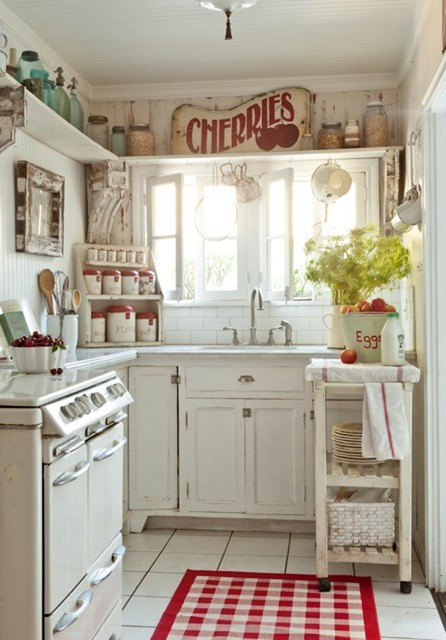 rustic country kitchen photos photo - 3