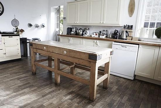 rustic country kitchen photos photo - 5