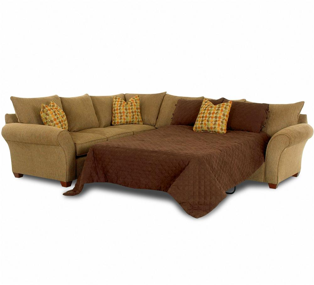 sectional sleeper sofa bed photo - 1