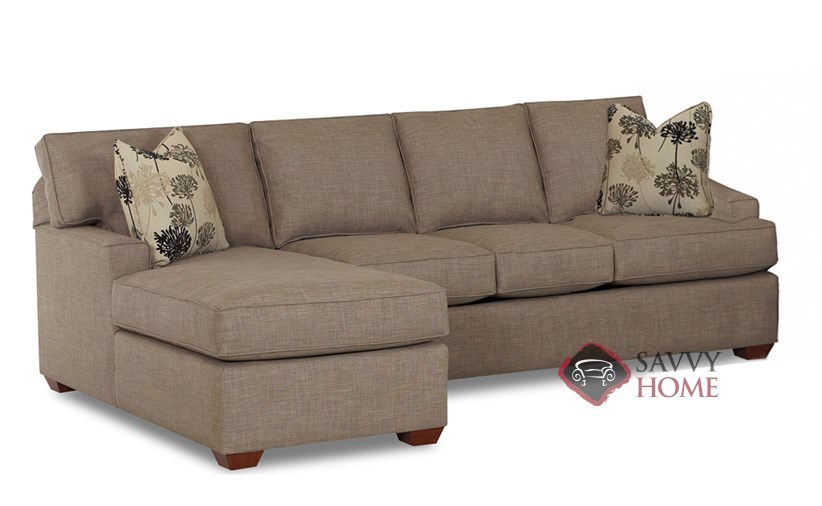 sectional sleeper sofa with chaise photo - 5
