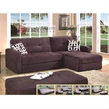 sectional sleeper sofa with storage photo - 4