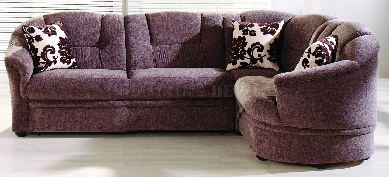 sectional sleeper sofa with storage photo - 5