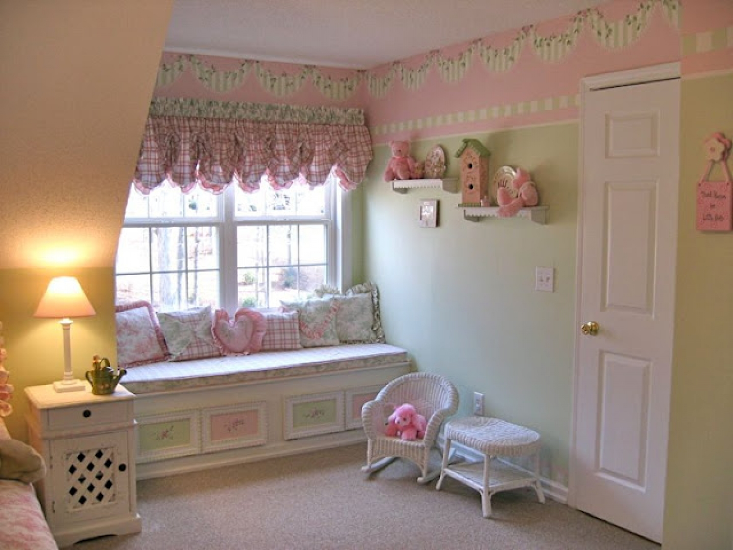 shabby chic bedroom furniture for girls photo - 1