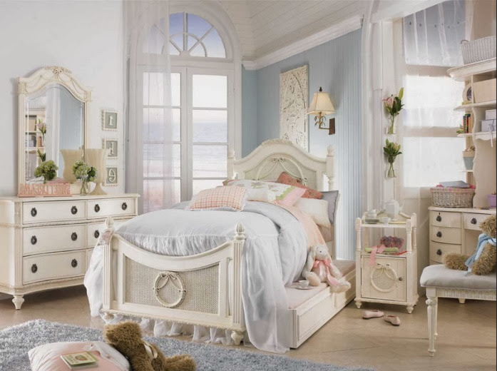 Shabby Chic Bedroom Furniture For S Photo 6