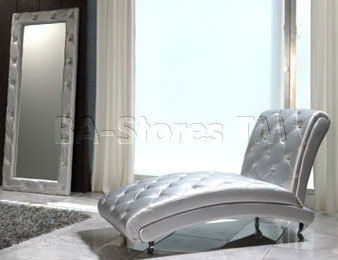 silver mirror bedroom set photo - 2