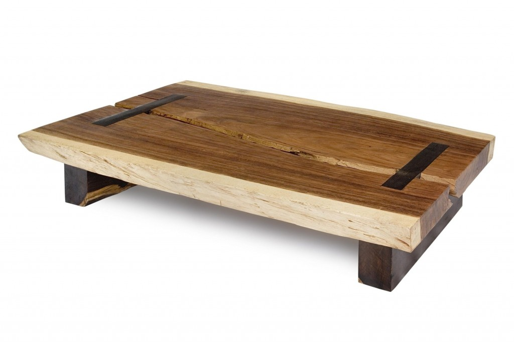 simple wood coffee table designs photo - 5