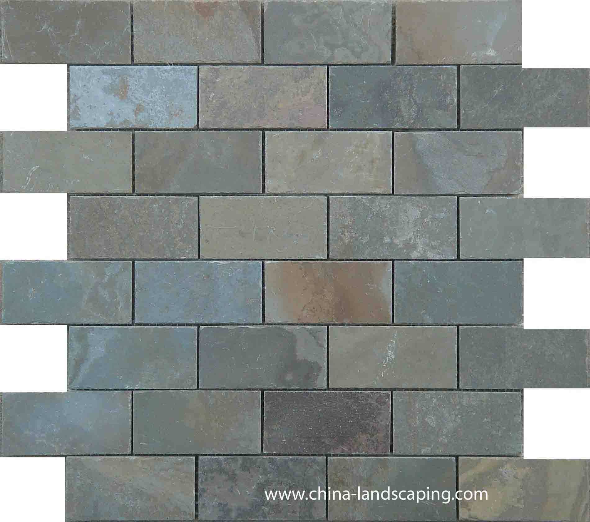 slate tile for kitchen countertops photo - 5
