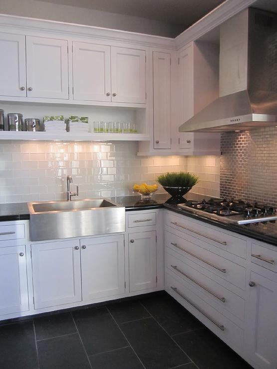slate tiles for kitchen photo - 5