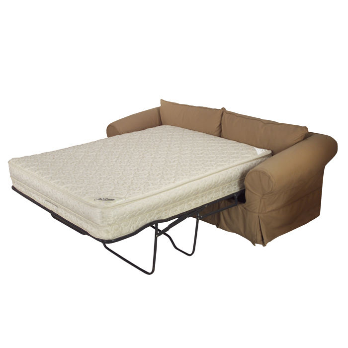 sleeper sofa air mattress photo - 2