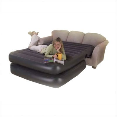 sleeper sofa air mattress photo - 4