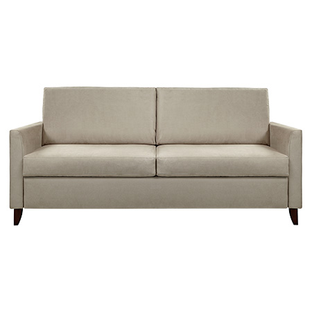 sleeper sofa american leather photo - 4