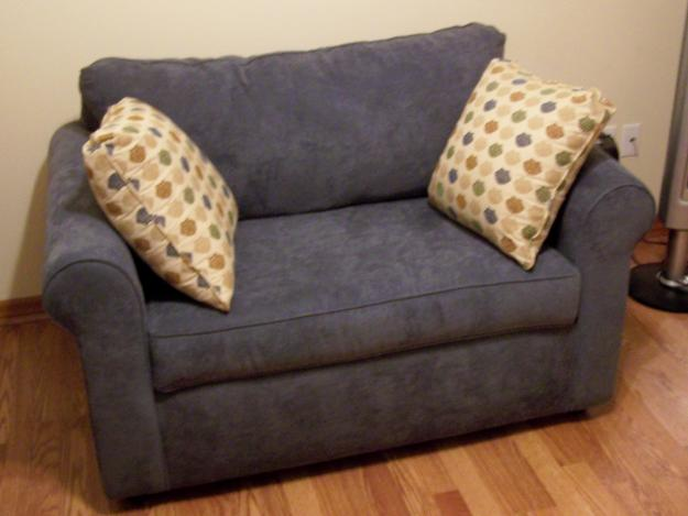 sleeper sofa and loveseat photo - 6