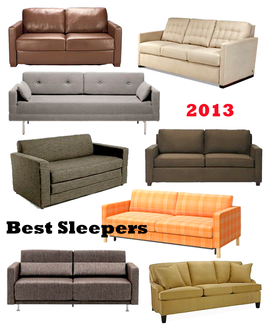 sleeper sofa apartment therapy photo - 1