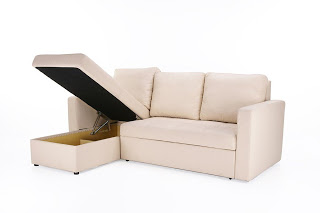 sleeper sofa chaise photo - 4