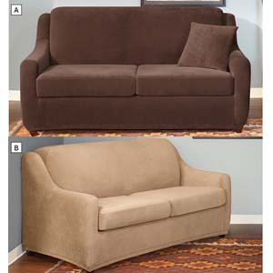 sleeper sofa covers photo - 2