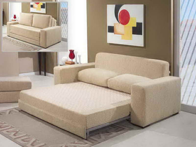 sleeper sofa for small spaces photo - 2
