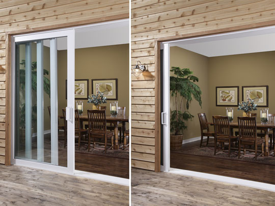Sliding Glass Pocket Doors Exterior Interior Exterior Doors
