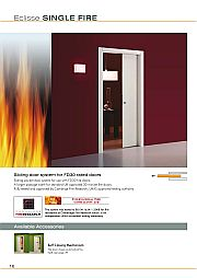 sliding pocket doors fire rated photo - 5