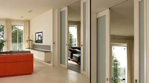 Sliding Pocket Doors Interior Photo   2