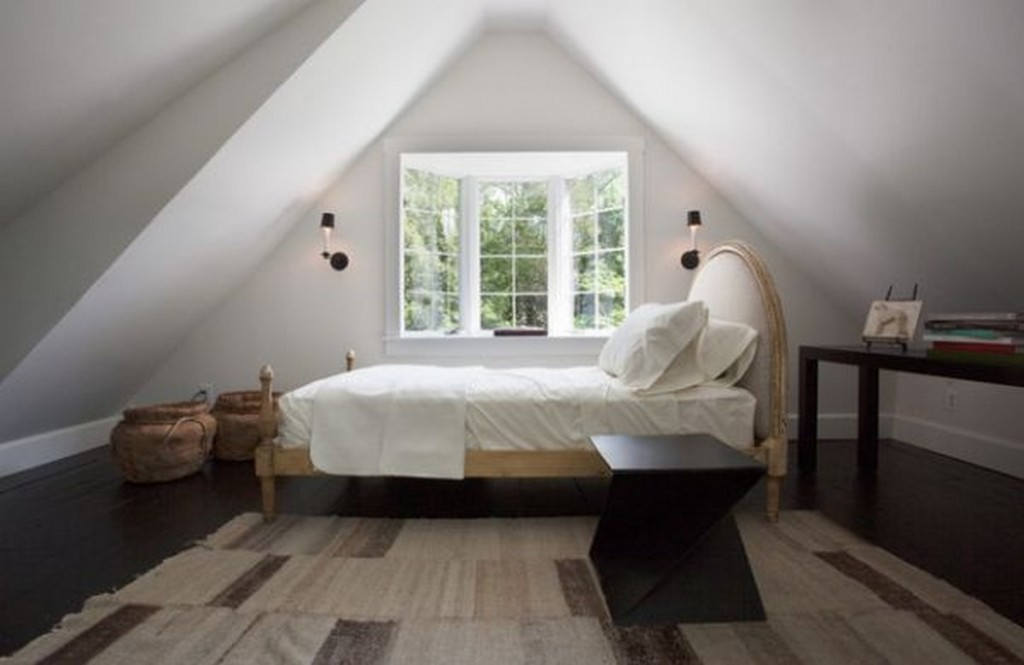 small attic bedroom design ideas photo - 6