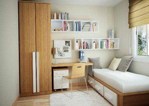 small bedroom furniture arrangement ideas photo - 3