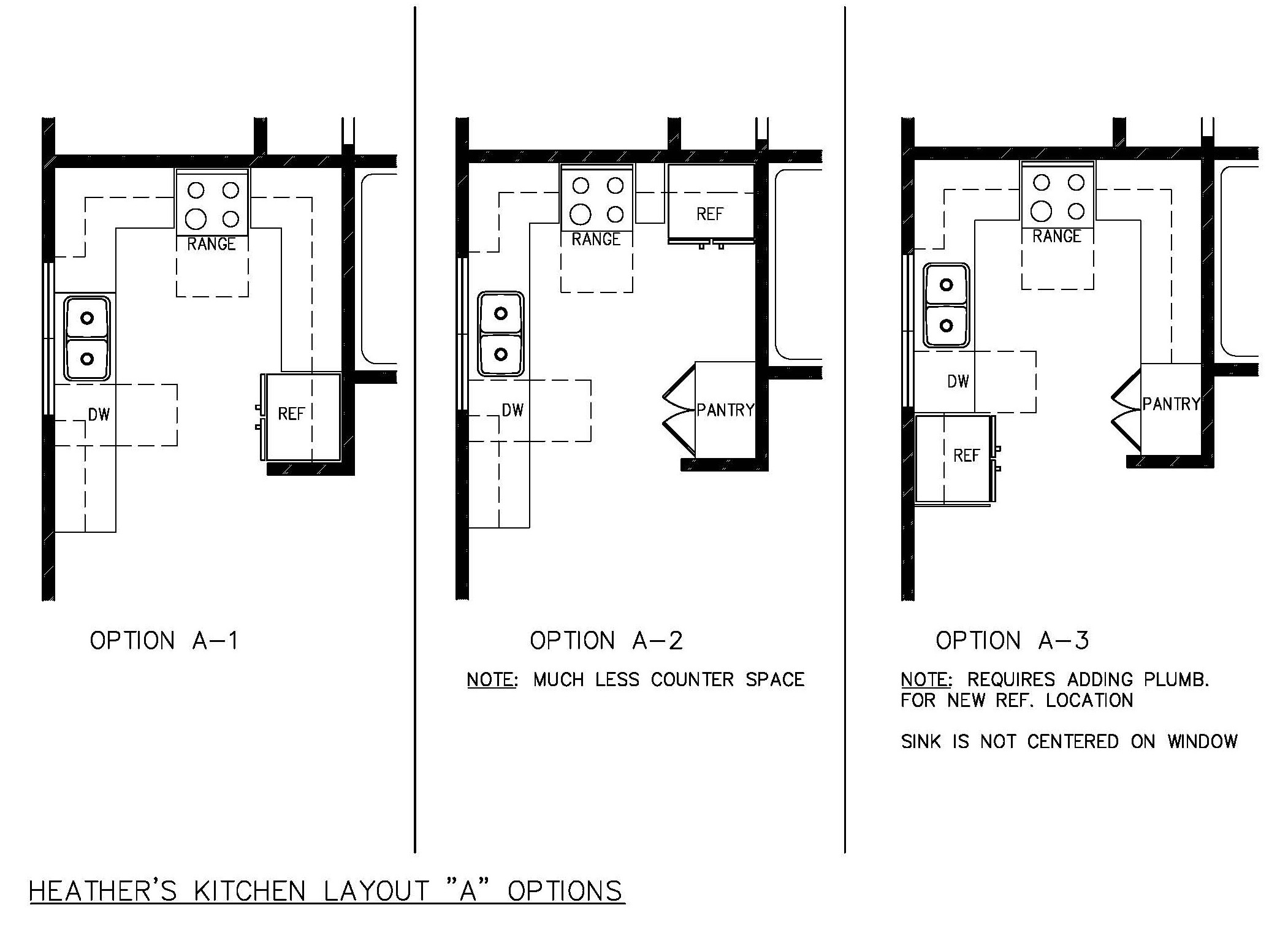 small kitchen design layout ideas photo - 1