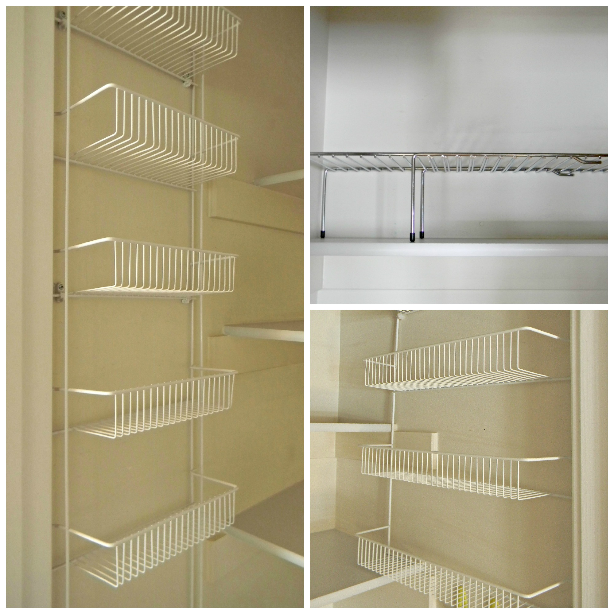 Pantry closet shelving systems top under stairs pantry for Best pantry shelving system