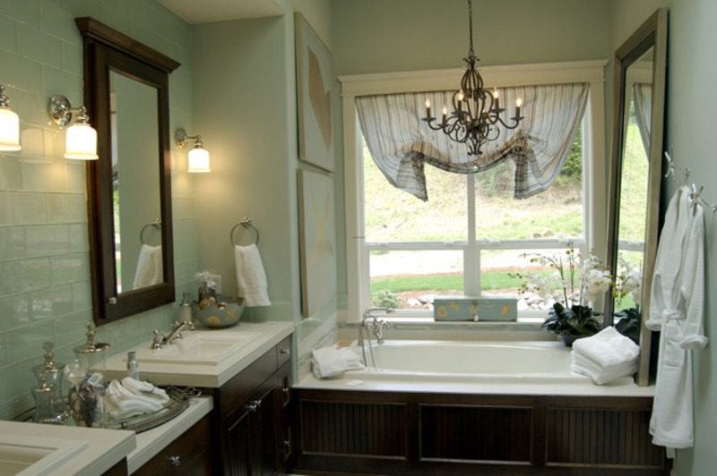 spa bathroom color ideas photo - 1