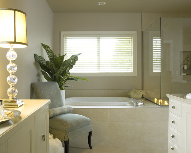 spa bathroom houzz photo - 4