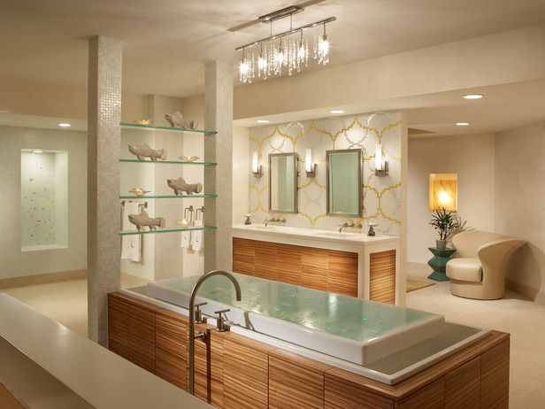 spa bathroom ideas photo - 5