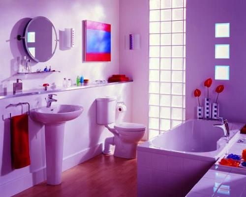 spa bathroom ideas decorating photo - 3