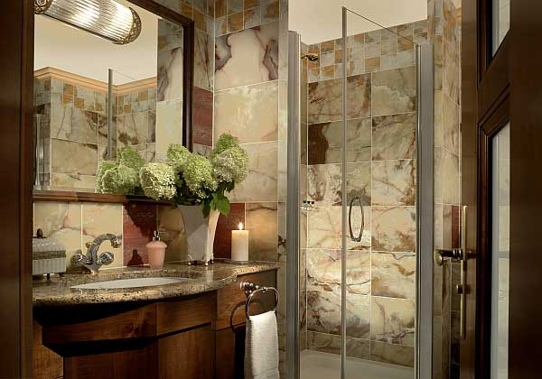 spa bathroom ideas decorating photo - 4