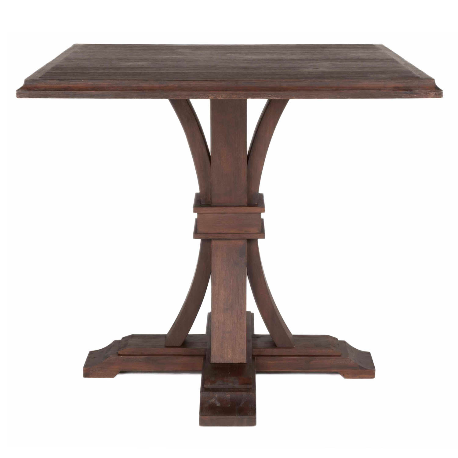 square dining table counter height photo - 3