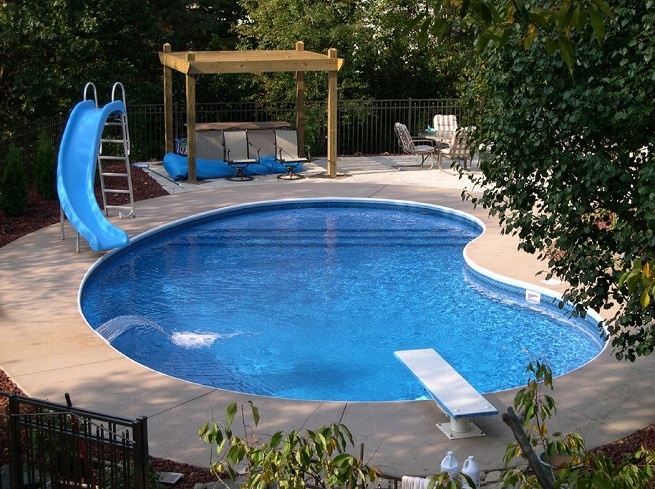 swimming pool designs small yards photo 6 - Swimming Pool Designs Small Yards
