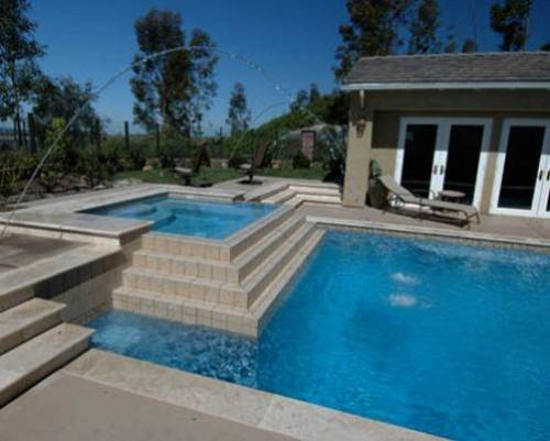 Pool Designs With Spa swimming pool designs with spa | interior & exterior doors