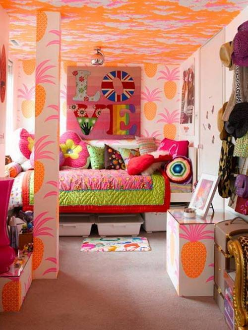 teenage girls bedroom furniture ideas photo - 1